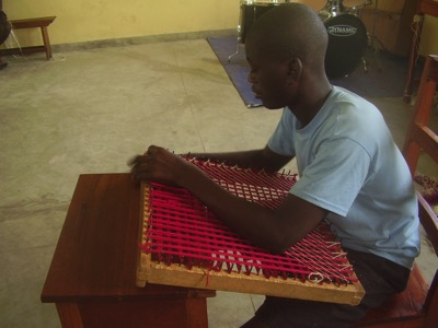 L'école de Gihanga ce sont aussi des formations professionnelles.