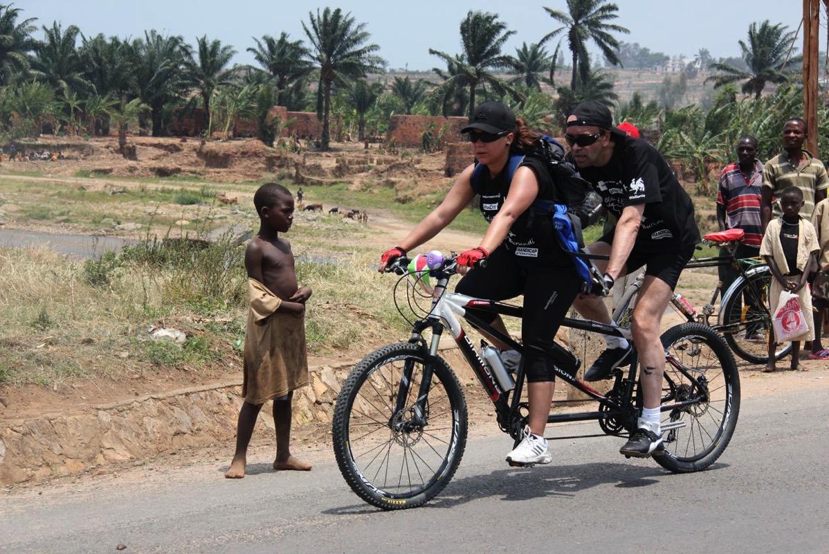 Le Burundi en tandem