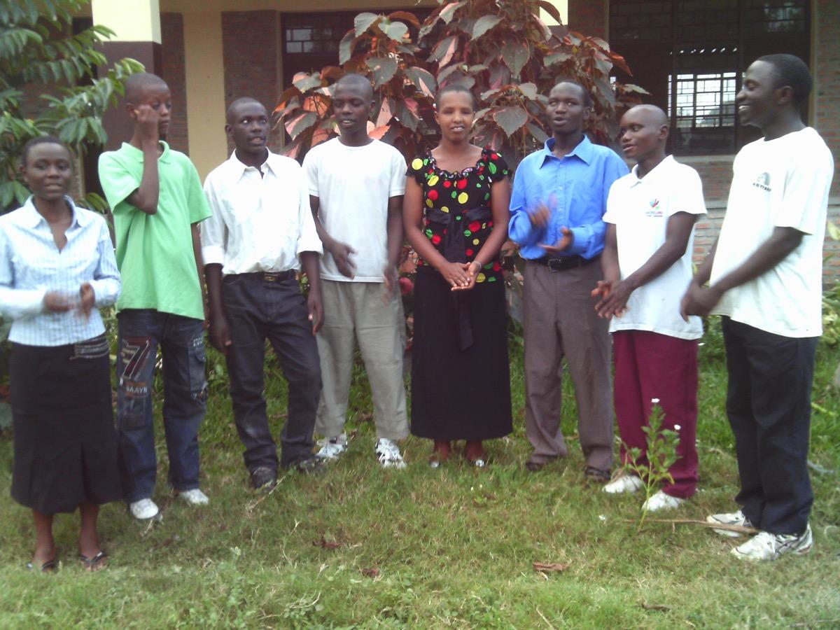 Les enfants de Gihanga