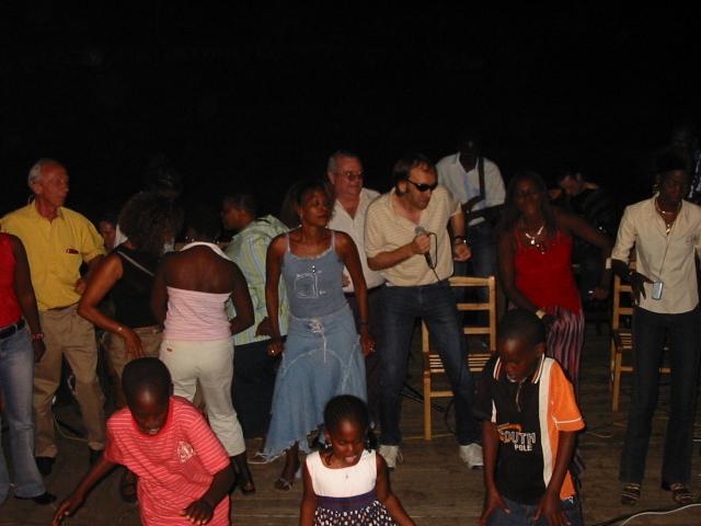 Concert Burundi